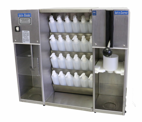 Soft Serve Machines - Wadden 24 Flavor System