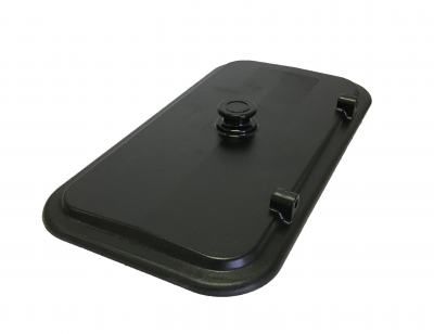 Taylor  - Taylor X65368  Black Hopper Cover Lid