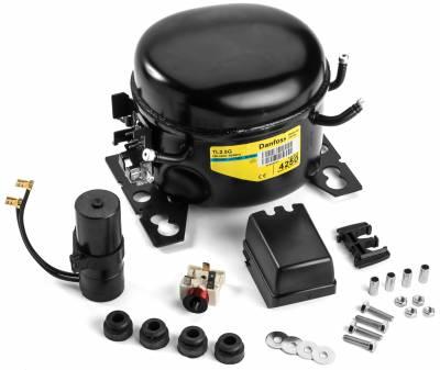 DanFoss - 047701 Compressor for Mix Refrigeration 208/230 Danfoss