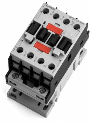 Lovato - 055246-27, 10amp Contactor for Taylor Soft Serve, Shake & Slush Machines, 208-230V