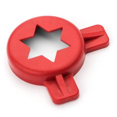 Soft Serve Parts LLC - 013139 Star Design Cap
