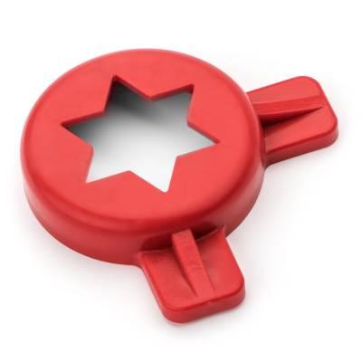 Soft Serve Parts LLC - 013139 Star Design Cap
