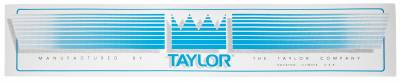 Taylor  - 048359 Decal Taylor models 340 & 341