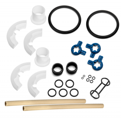 Soft Serve Parts LLC - X49463-36 Tune up Kit for Taylor model 8756 with Horizon Pumps - Includes Perastalic Tubes