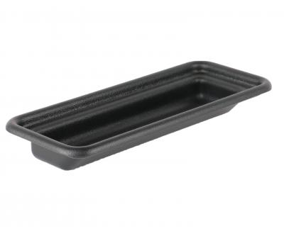 Stoelting 744254 | Black Front Drip Tray