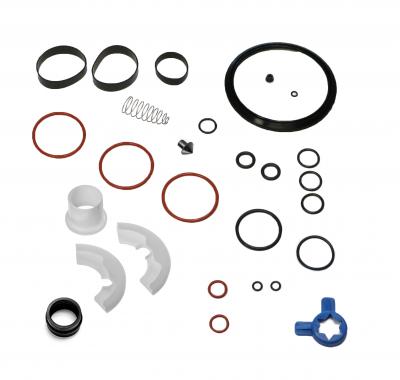 Soft Serve Parts LLC - X49463-9Tune up kit model 8751 with Coax Pump (Red Valve Body & White Piston)