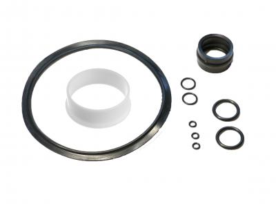 Soft Serve Parts LLC - X47051Tune up kit model 8751 with Coax Pump (Red Valve Body & White Piston)
