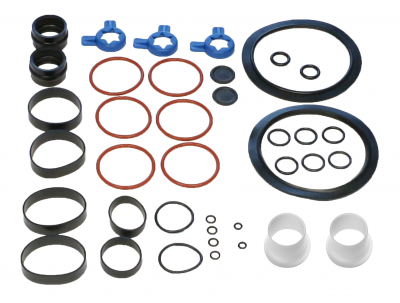 Soft Serve Parts LLC - X36569Tune up kit for Taylor model 8756 with coaxel pump (red valve body & white piston) ** This kit i...