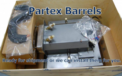 Parts - Taylor |754 - Taylor  - Shell Assembly for Taylor model 754