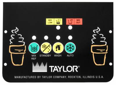 Parts - C706 - Taylor  - Decal for C706
