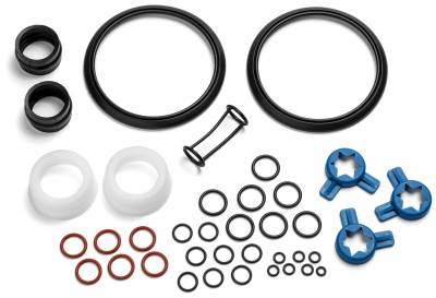 Parts - Taylor | 794 - Soft Serve Parts LLC - X49463-04-PT Tune up Kit Includes Basket Seal for Center Draw Valve