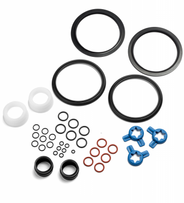 Tune-up Kits - 337 - Soft Serve Parts LLC - X32696 Combo kit with both styles of door seals