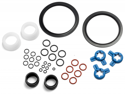 Tune-up Kits - Taylor | 336 - Soft Serve Parts LLC - X44718 Tune up kit for Taylor model 336 using non heat treat freezer door.
