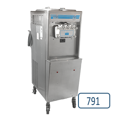 Soft Serve Machines - Taylor | 791  - Taylor  - 2014 Taylor Model 791 3 Phase, Air Cooled *with Agitators