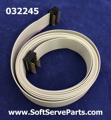 Soft Serve Parts LLC - 032245 Ribbon Cable that connects power & logic boards for various Taylor models including 320, 321, 33... - Image 2