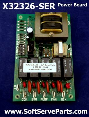Taylor  - X32326 Circuit Board. Power Board ** This item is sold with exchange only.  ***You must return the non-w... - Image 2