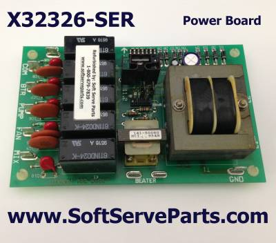 Taylor  - X32326 Circuit Board. Power Board ** This item is sold with exchange only.  ***You must return the non-w... - Image 4
