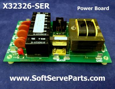 Taylor  - X32326 Circuit Board. Power Board ** This item is sold with exchange only.  ***You must return the non-w... - Image 5