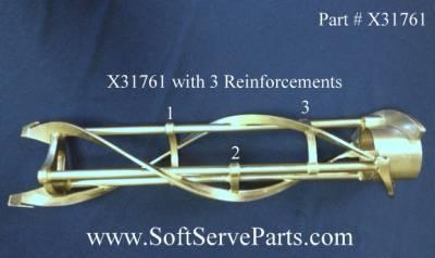 Taylor  - X31761 754 / 794 beater 1 circular reinforcement - Image 2