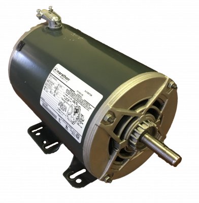 Motors - C602 - Soft Serve Parts LLC - 021522-33 USED Beater Motor 1.5 hp, 208-230 Volt, 3 phase