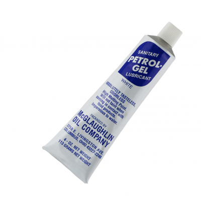 Mcglaughlin - Petrol-Gel 4 oz tube