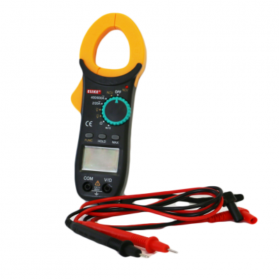 Motors - 337 - Digitial Clamp On Meter | Great for soft serve machine owners