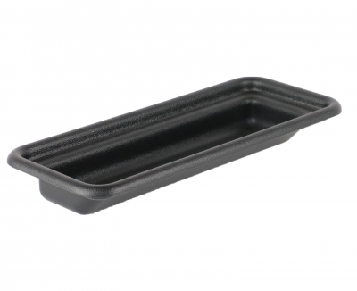 Parts - Stoelting | U431  - Stoelting 744254 | Black Front Drip Tray