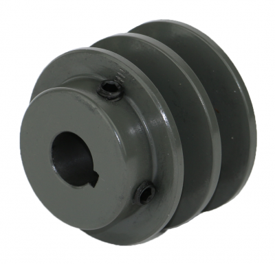"Parts - Taylor | C712 - Soft Serve Parts LLC - 016403 Pulley 2AK22 5/8"" for use on Taylor Beater Motors"