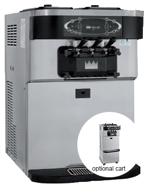 Soft Serve Machines - Taylor | C723  - Taylor  - 2012 Taylor C723 1 Phase, Air Cooled - Platinum Level Remanufactured