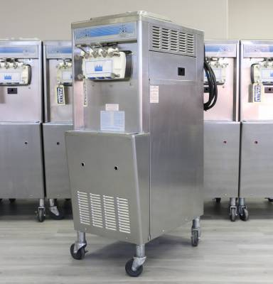 Configuration - 3 Phase, Water Cooled - 2011 Taylor Soft Serve Ice Cream Machine Model 336