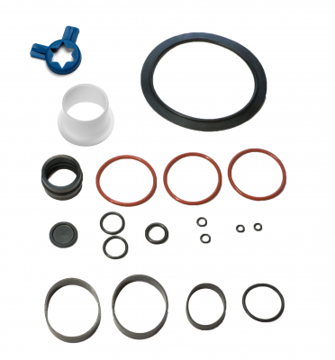Parts - Taylor | 8657 - Soft Serve Parts LLC - X36566 Tune up kit model 8752 with Coax Pump (Red Valve Body & White Piston)