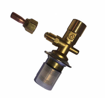 Parts - Taylor | 161 - Soft Serve Parts LLC - 046365 Expansion Valve 1/4""