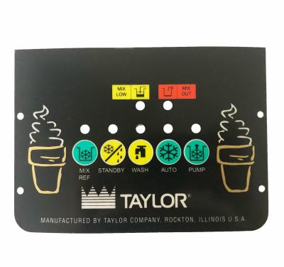 Decals - C706 - 057311 Taylor C706 Upper Decal