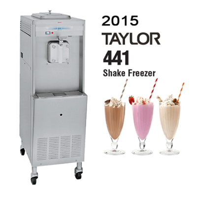 Shake Machines - 2015 | Shake Machine | Taylor 441