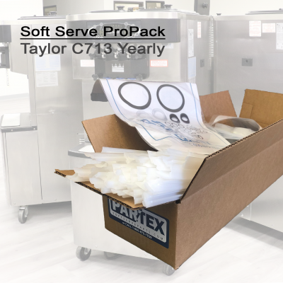 Soft Serve ProPack | Taylor C713 Yearly Maintenance Tune Up Kit - Image 1