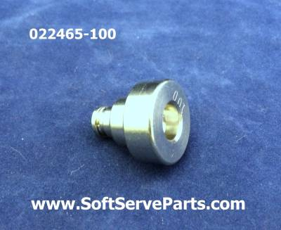 Soft Serve Parts LLC - 022465-100 Stainless Steel Air Orifice for use in Taylor - This listing is for a used part - Image 2